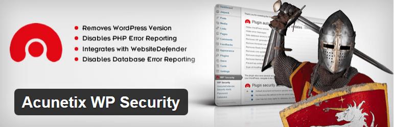 Acunetix WP Security
