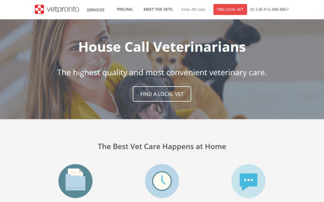 Mobile Veterinarians - VetPronto
