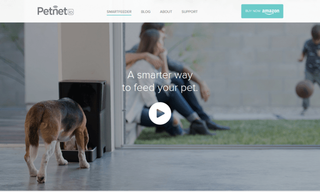 Petnet SmartFeeder for cats and dogs