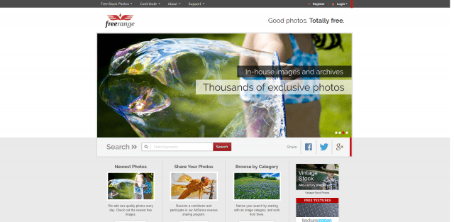 Freerange Stock Free Stock Photos - Totally Free Commercial Photography and Textures