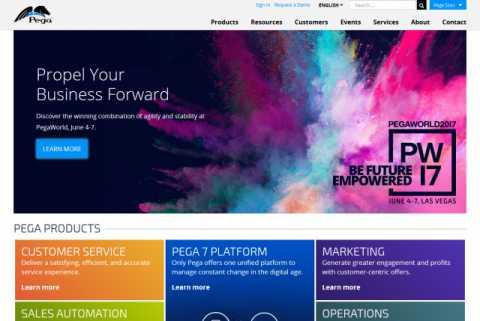 「Pega7」デジタルトランスフォーメーションを考える上で欠かせない大企業御用達のアプリケーションソフト!